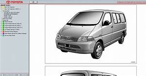 Toyota Hiace Sbv 1999