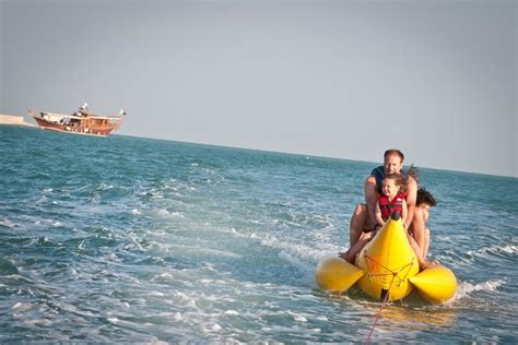 Banana Island Qatar Boat Ride by Top 5 Water Activities That You Can Try Right Now In Qatar