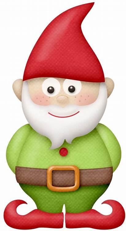 Gnome Christmas Clipart Gnomes Garden Clip Elf