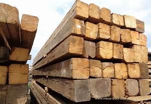 Lame Bois Pour Construction Chalet : poutres chevrons vieux bois ~ Melissatoandfro.com Idées de Décoration