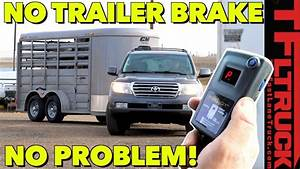 Is This The Future Of Towing  Wireless Brake Controller