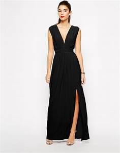 Robe Simple Mariage : les robes simples noir ~ Preciouscoupons.com Idées de Décoration