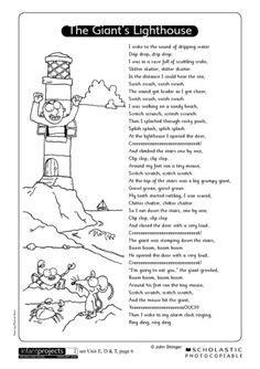 lighthouse poems  kids google search lighthouse fun