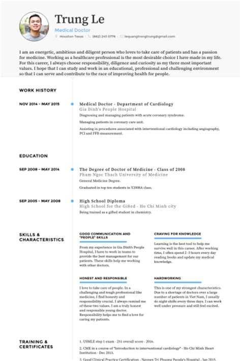 Resume Format For Doctors Bams by Sle Resume Bams Doctor Resume Ixiplay Free Resume Sles