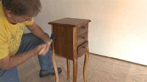 comment allez vous vernir un meuble avec du vernis meuble teint 233 de xyladecor