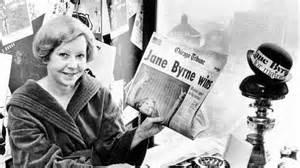 Jane Byrne's legacy: She was a good mayor   Interesting ...