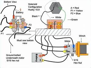 Badland 5000 Winch Wiring Diagram
