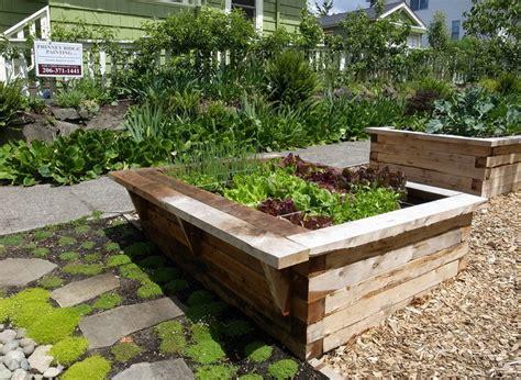 raised garden box designs interesting ideas for home