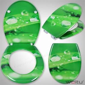 Toilettendeckel Mit Absenkautomatik : toilettensitz toilettendeckel klodeckel wc sitz deckel mit absenkautomatik 1 ebay ~ Indierocktalk.com Haus und Dekorationen