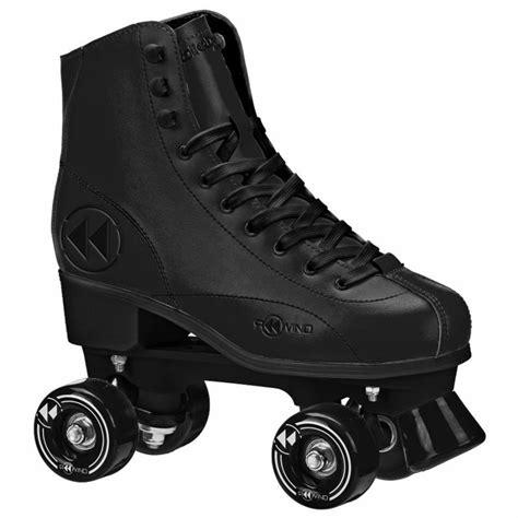 Indoor Outdoor Roller Skates - Roller Derby Black Rewind ...