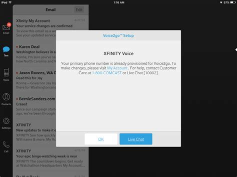 comcast xfinity phone number voice numbers stuck quot pending quot xfinity help and support