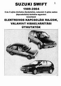 Suzuki Swift 1996 Sch Service Manual Download  Schematics  Eeprom  Repair Info For Electronics