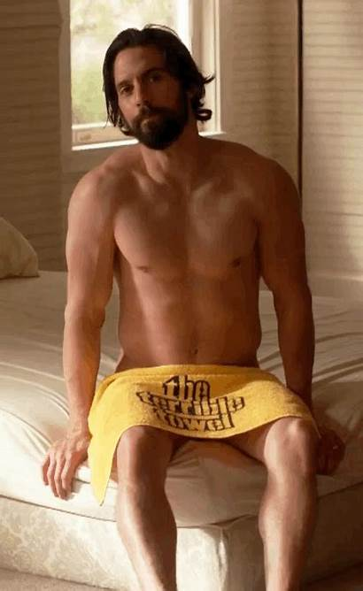 Milo Ventimiglia Naked Shirtless Male Guy Most