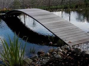 Brücke Für Gartenteich : holzgestaltung im garten ~ Whattoseeinmadrid.com Haus und Dekorationen