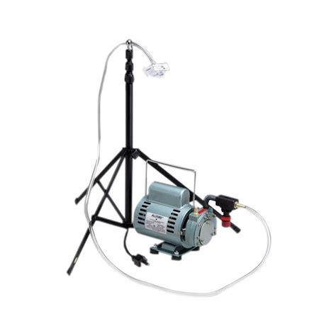 allegro jarless sampling pump  stand high volume