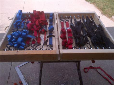 organizer  tie  straps small cabin forum
