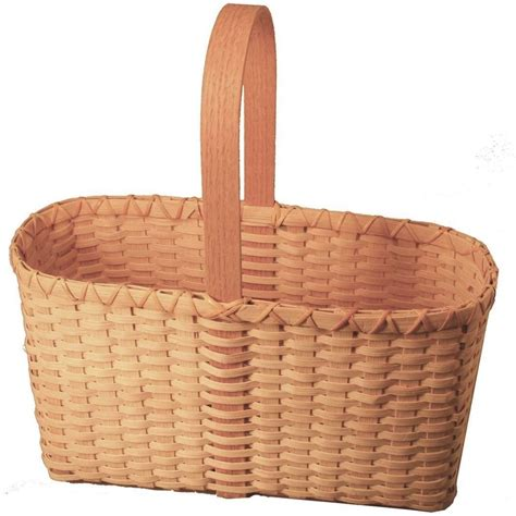 basket weaving kit tote basket weaving kit