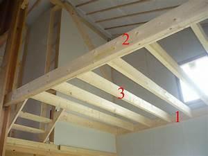 Realiser Un Plancher Bois : r alisation de la mezzanine le blog de etienne et lila ~ Premium-room.com Idées de Décoration