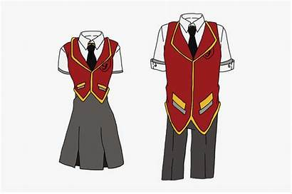 Uniform Clipart Cartoon Clip Uniforms Cliparts Library