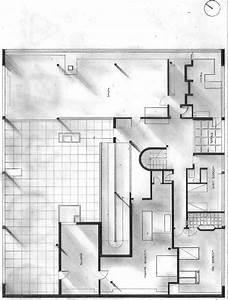 Modern      Architecture      Baer  Open Plan      Le Corbusier Vs