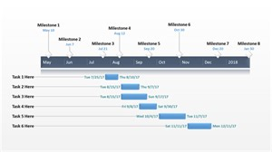 Simple Gantt Chart Excel Template Free Office Timeline Free Timeline Templates For Professionals