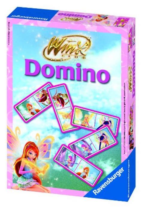 Ravensburger Spēle R Winx Domino, no 2 gadiem 21918 ...
