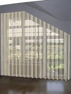 Gardinen Für Dreiecksfenster : gardinen deko gardinen f r schr ge fenster kaufen ~ Michelbontemps.com Haus und Dekorationen