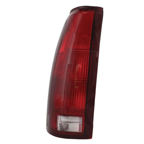 2002 chevy tahoe tail lights 1988 2002 chevy gmc truck tail light driver left hand