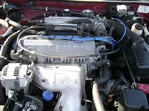 91 Toyota Celica Gt Convertible 2200 Efi Motor Drove Last