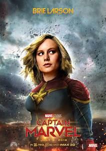 Captain Marvel (2019) - Posters — The Movie Database (TMDb)