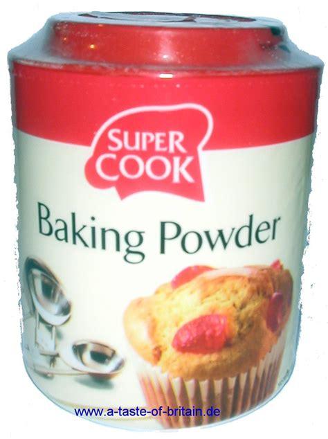 what is baking powder baking powder definition