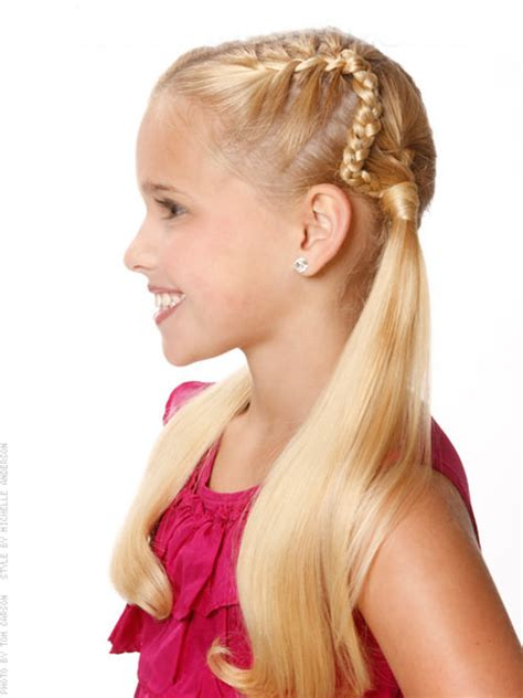 top  fresh child girls hairstyles