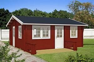 Farbe Für Gartenhaus : garten gestalten mit der farbe rot von beet zu gartenhaus ~ Watch28wear.com Haus und Dekorationen