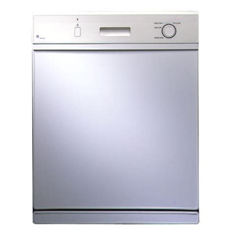zbdxww ge monogram dishwasher  stainless steel interior accepts custom  panels