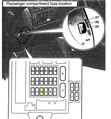 04 Mitsubishi Galant Fuse Box by I A 2004 Mitsubishi Galant The Horn Or The Panic