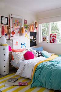 teenage girl bedroom colors super colorful bedroom makes With bedroom colors for teenage girls