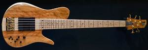 Fodera Nyc Imperial Richard Bona Five String Bass