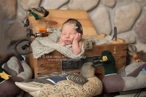 hunting newborn photography duck calls decoys springfield