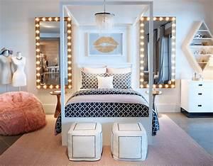 Teenager Mädchen Zimmer : 1001 ideen f r jugendzimmer m dchen einrichtung und deko gro e spiegel teenager und ~ Sanjose-hotels-ca.com Haus und Dekorationen