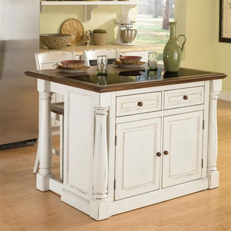 Amazing Kitchen  Stand Alone Kitchen Islands With  Home