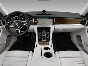 2018 Porsche Panamera Pictures Dashboard US News
