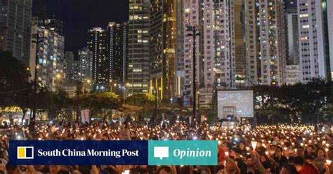 People may not forget June 4, but Hong Kong political ...
