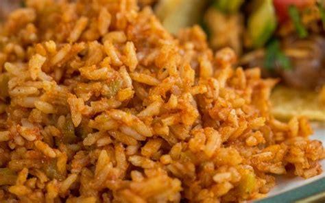 recette de cuisine en espagnol recette facile de riz espagnol maison