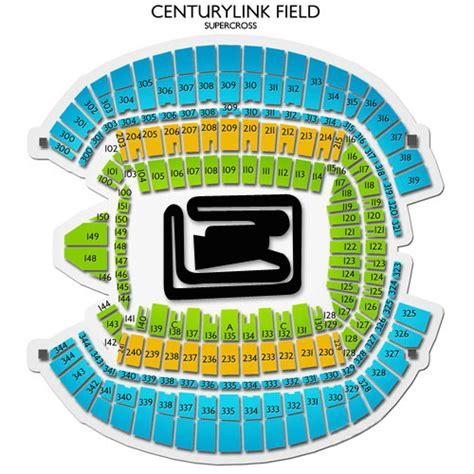 centurylink field   information seating charts  centurylink field