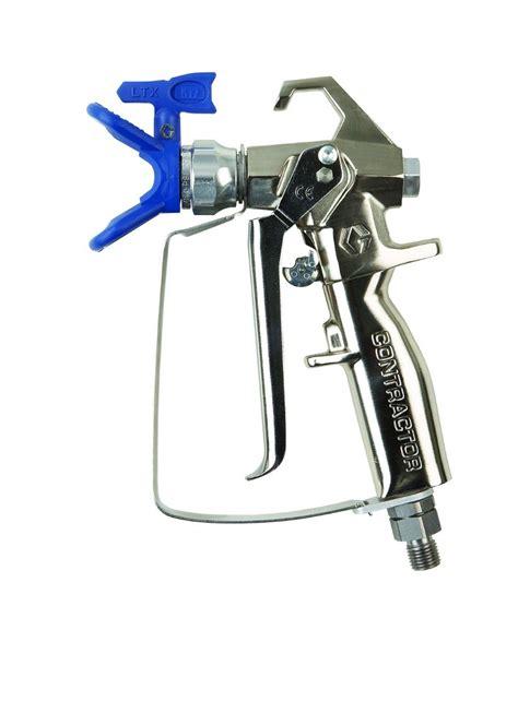 graco contractor ftx airless spray guns
