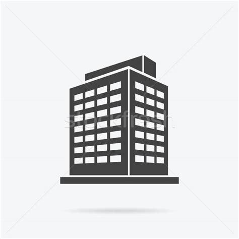 Skyscrapers House Building Icon Vector Illustration