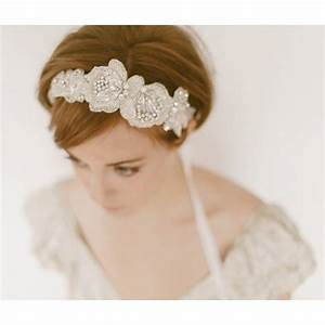 17 Best Images About Wedding Hair Bands On Pinterest