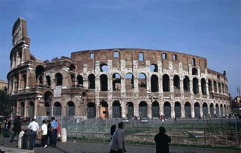 Rome Italy Europe Pictures Colosseum Roman Forum