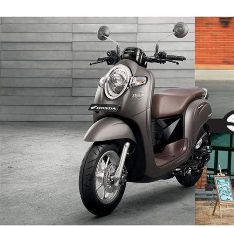 Scoopy 2018 Ungu by Harga Honda Scoopy Terbaru 2018 Pilihan Warna