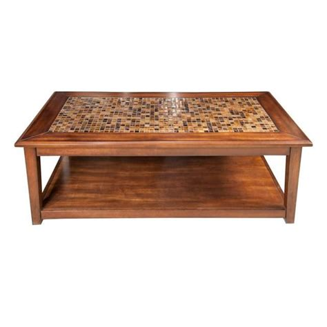 tile top coffee table plans woodworking projects plans